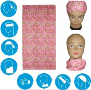Sun Flower High Quality Seamless Multifunctional Polyester Bandana pictures & photos