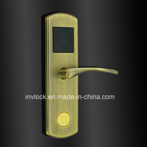 Digital Hotel Card Lock RFID Temic Mifare Card pictures & photos