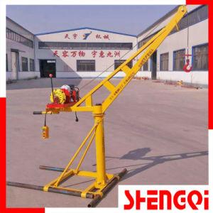Upgrade Construction Mini Crane 200kg pictures & photos