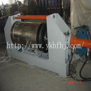 Steel Drum Making Equipment Flaning Machine Low Speed Production Line pictures & photos