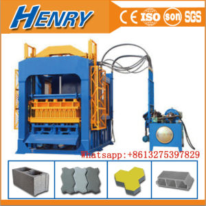 Qt4-15 Automatic Concrete Block Making Machine Paving Stone Brick Machine Price in South Africa pictures & photos