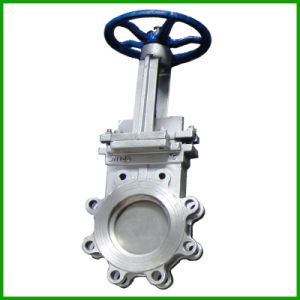 Stainless Steel Full Lug Knife Gate Valve-RS Knife Gate Valve pictures & photos