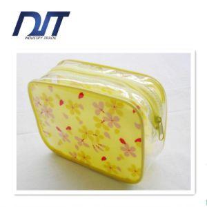 PVC Sewing Bag PVC Bag Zip File Promotion Waterproof pictures & photos