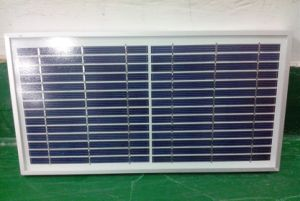 Solar Panel, Small Solar Module (JGN-3P-18) pictures & photos