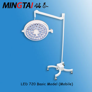 Mobile Standing Surgical LED Surgery Shadowless Lights pictures & photos