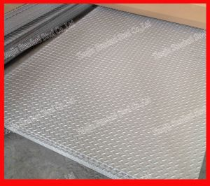 SUS 316ti Stainless Steel Checkered Plate pictures & photos