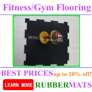 Gym Non-Slip Online Shopping Shockproof Rubber Sheet pictures & photos