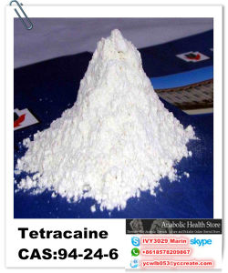Local Anesthetic Drugs Tetracaine CAS 94-24-6 Pharmaceutical Intermediates pictures & photos
