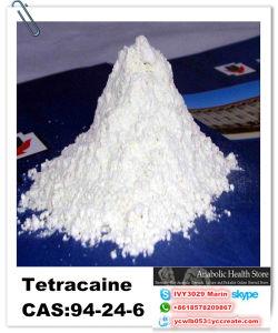 Local Anesthetic Drugs Tetracaine CAS 94-24-6 Pharmaceutical Intermediates