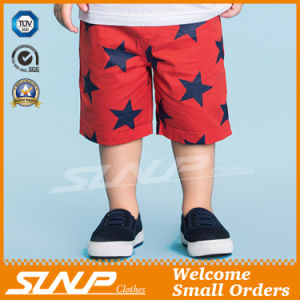 Cotton Kids Clothes Boys Clothing Pants for Summer pictures & photos