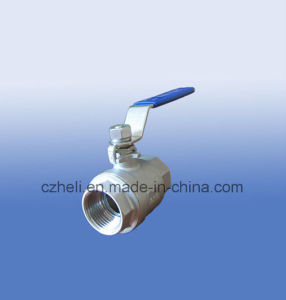 Stainless Steel Ball valve Without Lock Device pictures & photos