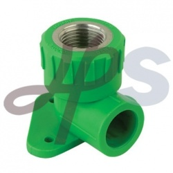 Plastic Water PPR Pipe Fitting pictures & photos