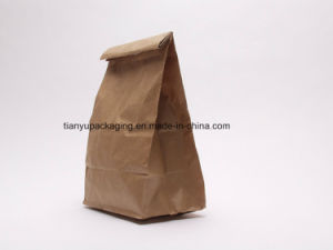 Environmental Friendly Food Paper Bag Kraft Paper Bag pictures & photos