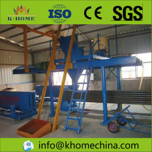 Light Weight Concrete Wall Panel Making Machine Automatic Production Line pictures & photos