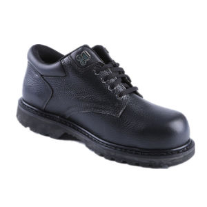 Men Goodyear Welted Safety Shoes