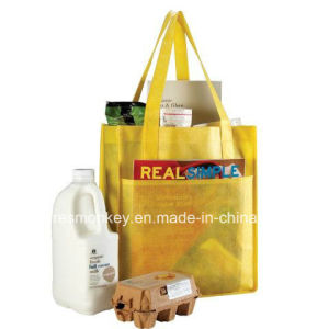 High Quality Non Woven Polypropylene Grocery Tote Bags pictures & photos