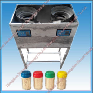 Wood or Bamboo Toothpick Packing Machine pictures & photos
