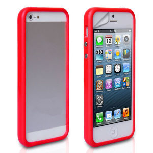 Solid Color Bumper Case for iPhone 5 pictures & photos