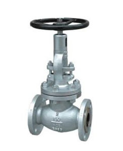 ANSI Flanged Globe Valve Wcb Cast Steel Valves