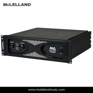 Professional Power Amplifier with 2 Channel pictures & photos