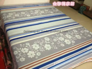 High Quality 100% Cotton Printed Wholesale Bedsheet Fabric pictures & photos