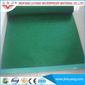 Single Ply Roofing Membrane PVC Waterproof Membrane for Low Slope Roof pictures & photos