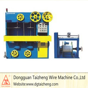 Double Layer Copper Wire Wrapping Machine pictures & photos