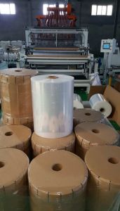 Automatic Extra Strong Stretch Film/POF Shrink Film pictures & photos