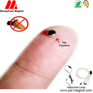 Small Disc Microphone Mobile Phone Neodymium NdFeB Magnet pictures & photos