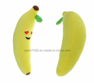 New Design Promotional Lovely Pet Plush Toys Banana pictures & photos