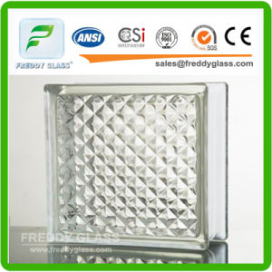 Glass Block/Glass Brick/Corner Brick/Shoulder/Clear Glass Block pictures & photos