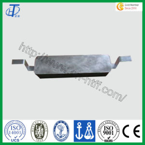 Anodes for Ship Hull Aluminum Alloy Sacrificial Anode