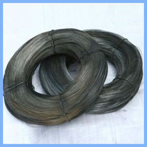 Black Annealed Iron Wire for Binding Work pictures & photos