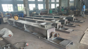 Ls Custom Overhead Chain Screw Conveyor/ Spiral Screw Conveyor Machine for Cement Plant pictures & photos