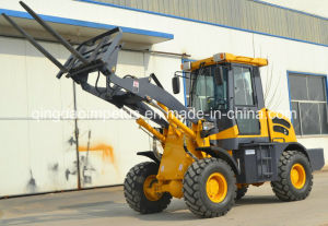 2015 Hot Sale Zl-10, 1000kg Mini Wheel Loader pictures & photos
