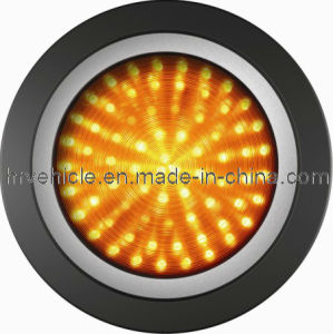 "4"" Round LED Indicator Lamp for Truck Trailer pictures & photos"