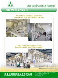 Rice Milling Plant Series CTNM80-120 pictures & photos
