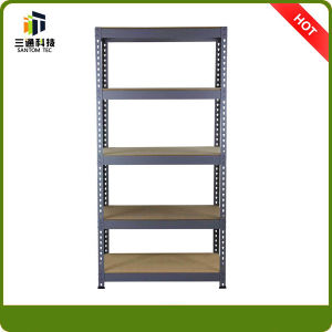 Boltless Metal Shelves, Rivet Shelving Without Bolts pictures & photos
