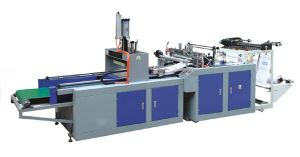 Dzb-700 Automatic High Speed Garment Plastic Bag Making Machine pictures & photos