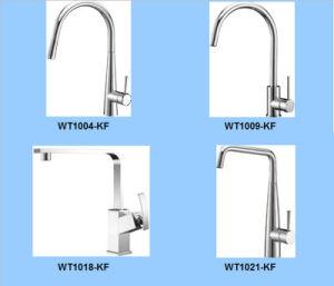 Copper Kitchen Tap/Faucet (WT1004-KF, WT1009-KF, WT1018-KF, WT1021-KF) pictures & photos