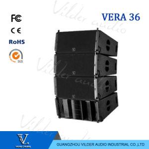 Vera36 Hot Sale Professional Line Array Speaker pictures & photos