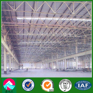 Large Span Pre-Engineered Steel Structure Workshop Building (XGZ-SSB016) pictures & photos