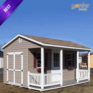 Well-Designed Prefabricated House