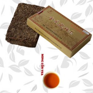 Golden Flower Brick PU-Erh Tea pictures & photos