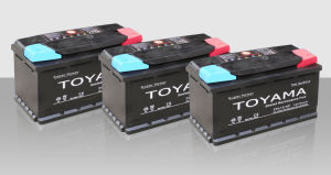 12V96ah Good Quality Maintenance Free Car Battery pictures & photos