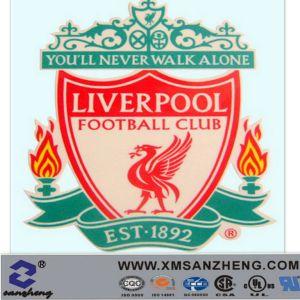 Custom Logo Print Transparent Stickers pictures & photos