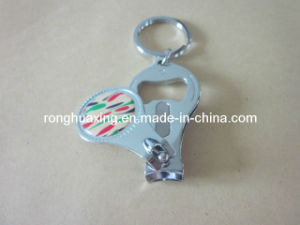 Medium Nail Cutter with Key Holders N-618bcv pictures & photos