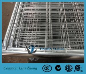 Cheap Galvanized Temporary Fence Panels pictures & photos