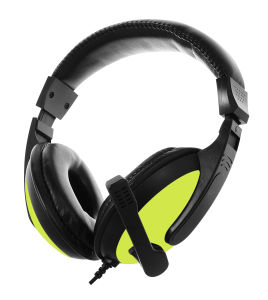 Headphone, Headset, Headset with Mic for PC (HEP-268)