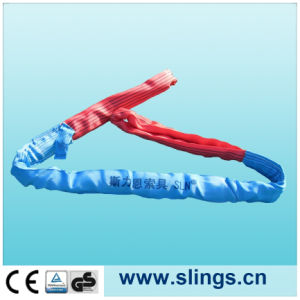 Sln Synthetic Sling Wll: 3t L: 4m pictures & photos